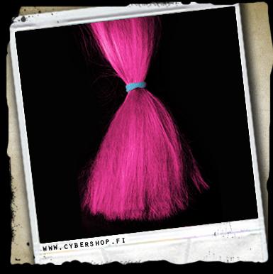 Hiuskuitu -pink