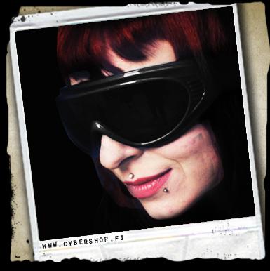 Goggles -black