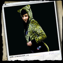 KillerCat Jacket -Leopard