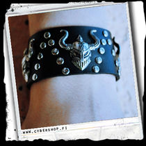 Leather Bracelet -Troops of death