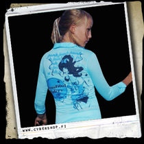 Junk Beautiful History longsleeve - blue-A2/3