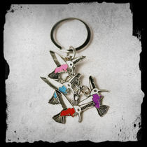 KeyRing -Hummingbirds