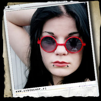 Sunglasses -November -Red