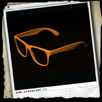 Image Spectacles -Mustard Yellow