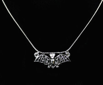 Necklace 103 -Bat -055A