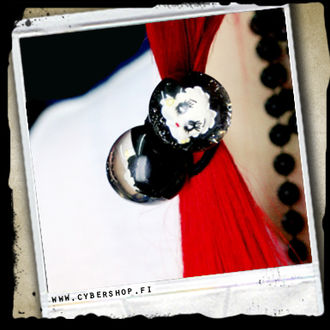 HairBand -Betty Boop -Black