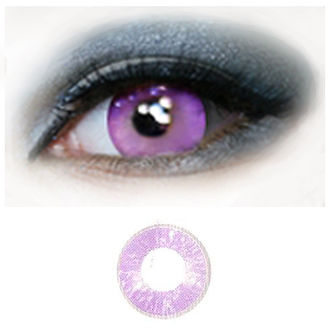 Magic eye 1-tone -Lilac -For 1 year