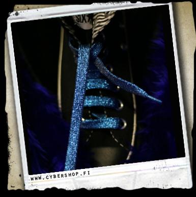 Kimalle Keng�nnauhat -sininen