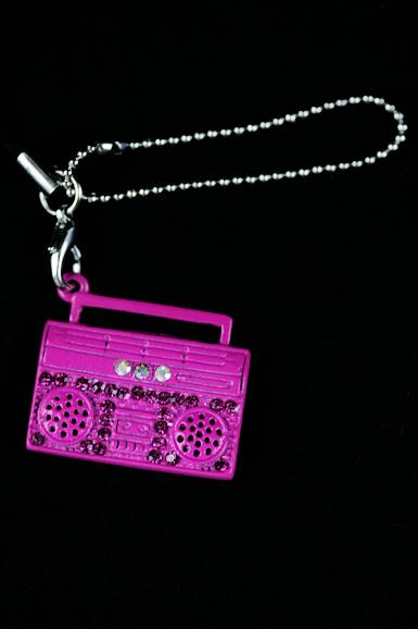 Cellphone Accessory -Ghettoblaster