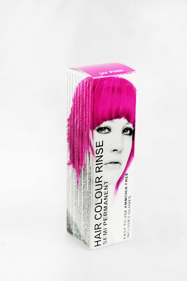StarGazer Shokkihiusväri -UV Pink
