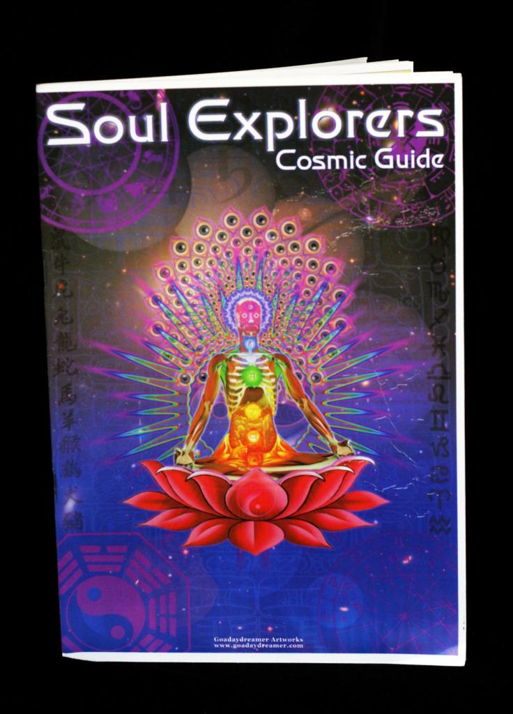 Soul Explorers Cosmic Guide