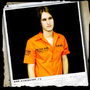 Prisoner Shirt -Death row -Orange