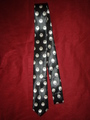Tie-black/white-Nbc-B/8/3