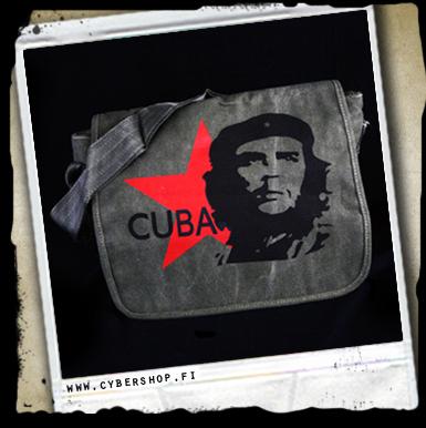 A.cuba Star Bag -green