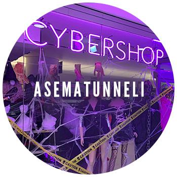 Cybershop Asematunneli