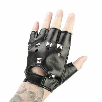 Madonna hanskat ja sukelluspukukangastakki